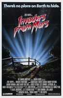 Invaders from Mars movie poster (1986) picture MOV_c8ebc8f1