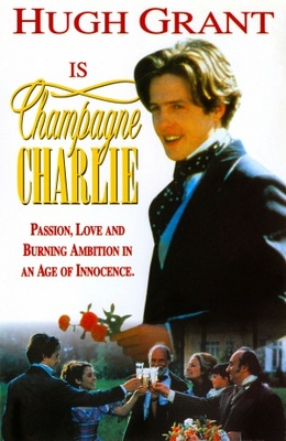 Champagne Charlie movie poster (1989) poster MOV_c8ee81e8