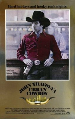 Urban Cowboy movie poster (1980) poster MOV_c8f0b09f