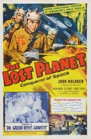 The Lost Planet movie poster (1953) picture MOV_c8f10aed