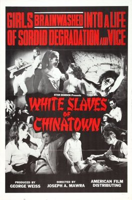 White Slaves of Chinatown movie poster (1964) poster MOV_c8f41002