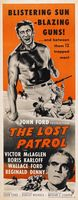 The Lost Patrol movie poster (1934) picture MOV_c8f6f3d8