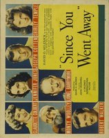 Since You Went Away movie poster (1944) picture MOV_fcbc009c