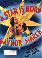 A Star Is Born movie poster (1937) picture MOV_d933be1a