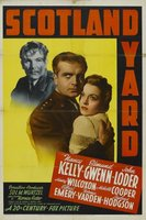 Scotland Yard movie poster (1941) picture MOV_c8fb74e6