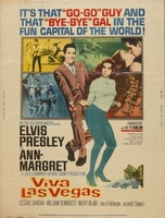 Viva Las Vegas movie poster (1964) picture MOV_c8fd0b18