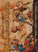 Samson and Delilah movie poster (1949) picture MOV_c8fee387