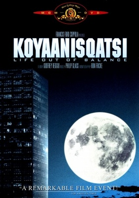 Koyaanisqatsi movie poster (1983) poster MOV_c9051ad3