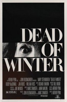 Dead of Winter movie poster (1987) poster MOV_c9051f2c