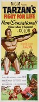 Tarzan's Fight for Life movie poster (1958) picture MOV_c9096cd5