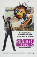 Shaft's Big Score! movie poster (1972) picture MOV_ec98a707