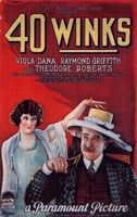 Forty Winks movie poster (1925) picture MOV_c91ee2d7