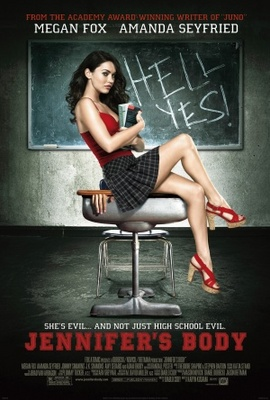 Jennifer's Body movie poster (2009) poster MOV_c91f43f0