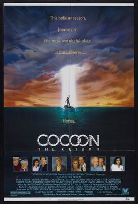 Cocoon: The Return movie poster (1988) poster MOV_c924a8c4