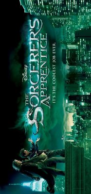 The Sorcerer's Apprentice movie poster (2010) poster MOV_c925663d