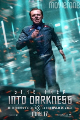 Star Trek Into Darkness movie poster (2013) poster MOV_c92a7b46