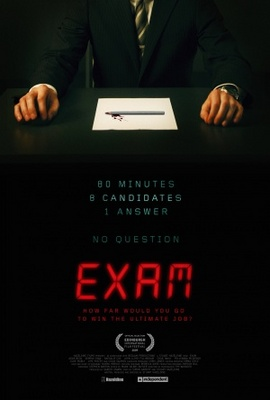 Exam movie poster (2009) poster MOV_c93c155d