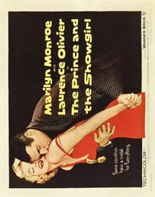 The Prince and the Showgirl movie poster (1957) poster MOV_c9430845
