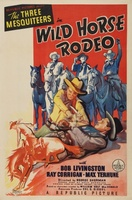 Wild Horse Rodeo movie poster (1937) picture MOV_c94791c5