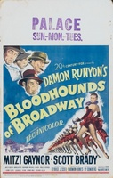 Bloodhounds of Broadway movie poster (1952) picture MOV_c9481dca