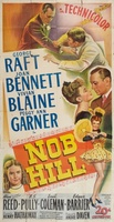 Nob Hill movie poster (1945) picture MOV_c949838d