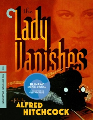 The Lady Vanishes movie poster (1938) poster MOV_c94ee8ba