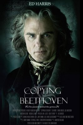 Copying Beethoven movie poster (2006) poster MOV_c9508e47