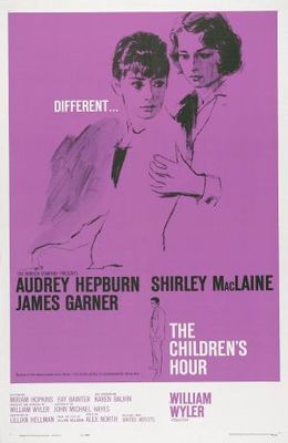The Children's Hour movie poster (1961) poster MOV_c951b5cf