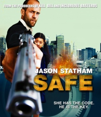 Safe movie poster (2011) poster MOV_c951f23f
