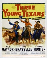 Three Young Texans movie poster (1954) picture MOV_c9522781