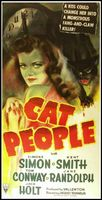 Cat People movie poster (1942) picture MOV_c95b23c4