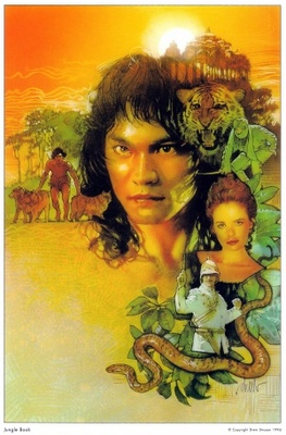 The Jungle Book movie poster (1994) poster MOV_c95c9109