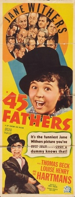 45 Fathers movie poster (1937) poster MOV_c9601f8d
