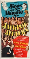Jiggs and Maggie in Jackpot Jitters movie poster (1949) picture MOV_c966a3f1