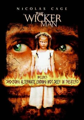 The Wicker Man movie poster (2006) poster MOV_c967f591
