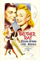 Brother Rat movie poster (1938) picture MOV_c96f19da