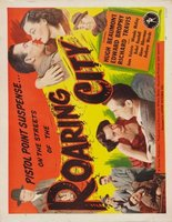 Roaring City movie poster (1951) picture MOV_c9787c34