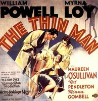 The Thin Man movie poster (1934) picture MOV_c9788a47