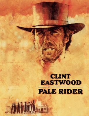 Pale Rider movie poster (1985) poster MOV_c981f640