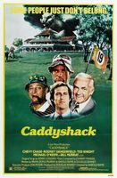 Caddyshack movie poster (1980) picture MOV_c982587d