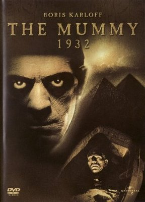 The Mummy movie poster (1932) poster MOV_c98332cf