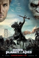Dawn of the Planet of the Apes movie poster (2014) picture MOV_c984118e