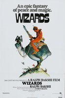 Wizards movie poster (1977) picture MOV_c9876ffe