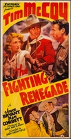 The Fighting Renegade movie poster (1939) picture MOV_c9897199