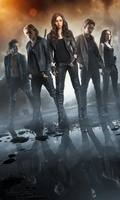 The Mortal Instruments: City of Bones movie poster (2013) picture MOV_c992552b