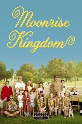 Moonrise Kingdom movie poster (2012) poster MOV_c994960d