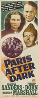 Paris After Dark movie poster (1943) picture MOV_c995c90d