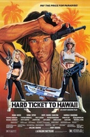 Hard Ticket to Hawaii movie poster (1987) picture MOV_c99f6d48