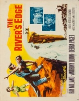 The River's Edge movie poster (1957) picture MOV_c9a27fc7