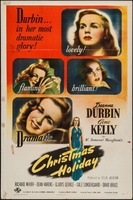 Christmas Holiday movie poster (1944) picture MOV_cb5969cc